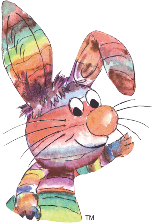 The Rainbow Rabbit